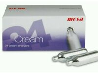 MOSA Nos Whipped Cream Cannister Chargers