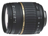 Tamron AF 18-200 mm XR DI II LD Macro Canon EOS Boxed like New