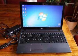 """Acer Aspire 5741 / Windows 7(15.6"""" LED, Intel Core i3, 2.13GHz, 3GB DDR3 RAM, 320GB HDD"""
