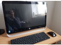 Hp Pavilion p030na All in one 23 inch touch screen