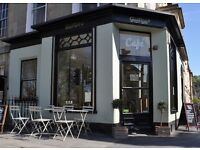Full time Barista/Front of house person required