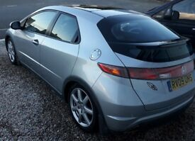 Honda civic Executive 1.8