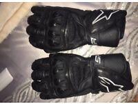 Alpinestars SP Air gloves small