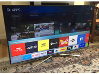 "Samsung 55"" 4K UHD WIFI SMART -1500PQI TV UE55KU6400 - FREEVIEW HD - WARRANTY"