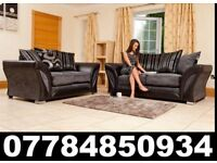 BRAND NEW 3 SEATER + 2 SEATER SHANNON SOFA + DELIVERY