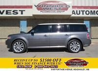 2010 Ford Flex Sterling Grey Limited 4x4 Nav, Heated Leather, Sy