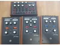 Moogerfoogers MOOG pedals modular synth