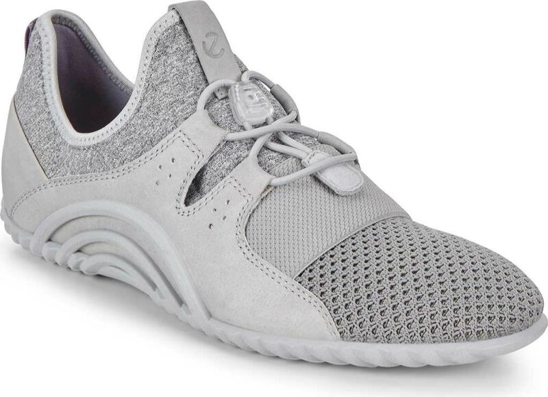 factory outlets official store super cheap Details about ECCO Vibration 1.0 Toggle Sneaker (Women's Shoes) - Concrete  Leather - NEW
