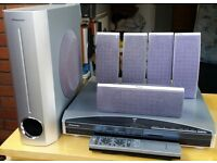 Pioneer DVD player XV-DV313 home cinema 5.1 surround sound system. In good working order.