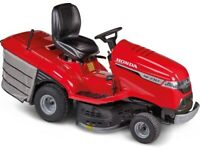 Ride On Lawn Mower/Tractor With 48 Inch Cutting Deck