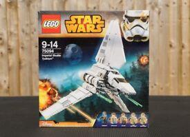Star Wars LEGO 75094 - Imperial Shuttle Tydirium (NEW & BOXED)