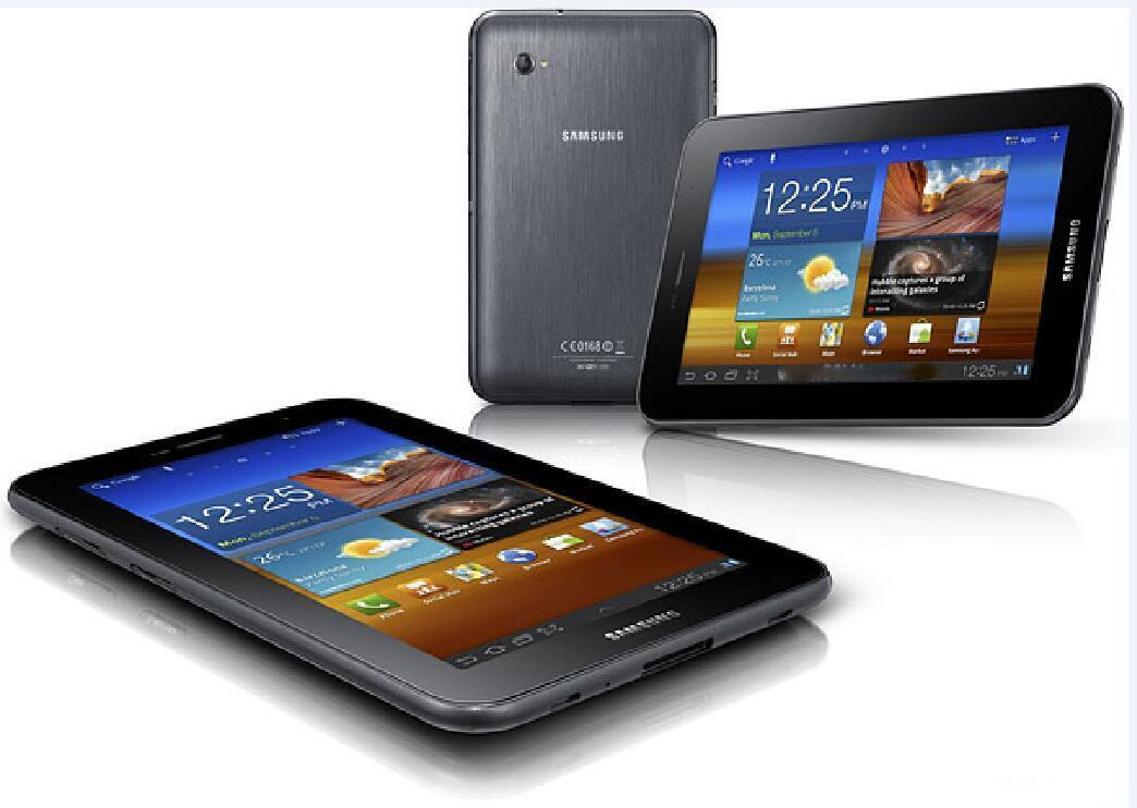Samsung P6200 Galaxy Tab 7.0 Plus 3G/Wi-Fi GPS Bluetooth Android Tablet/Phone