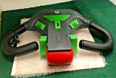 New Electric Pallet Jack Steering Wheel