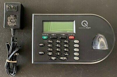 Isolved Velocity V850 Biometric Time Attendance Clock