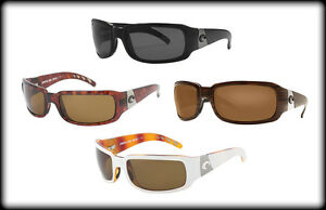 New-149-Costa-Del-Mar-Cin-Polarized-Sport-Sunglasses-CR-39-Lenses-3-Colors
