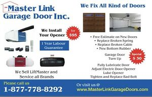 Garage door repair Kitchener / Waterloo Kitchener Area image 2
