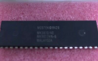 Mostek Mk387040 Microcontroller Ic New Free Shipping