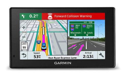 Garmin DriveAssist 51 Car GPS Navigation Dash Cam w/ Lifetime Map & Traffic