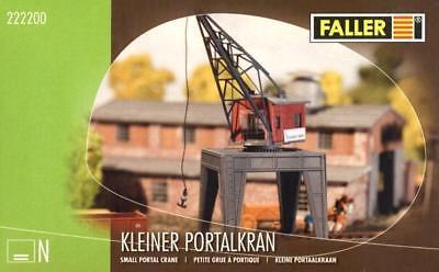 neu OVP Portalkran Faller H0 131370
