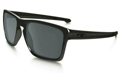 NEW Oakley Sunglasses SLIVER XL OO9341-05 Polished Black W/ Black (Black Black Iridium Sunglasses)