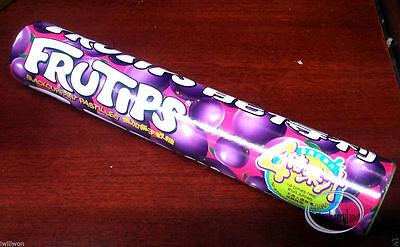Nestle Frutips Blackcurrant Gummy Candy Black Currant Pastilles Candies 125g