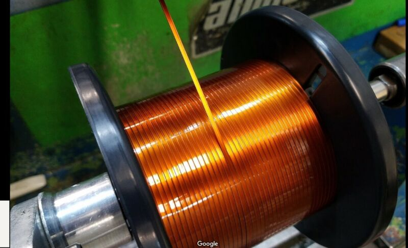 MWS Wire Industries 10 AWG Gauge Copper Wire