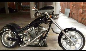 Honda Fury Customised FOR SALE Subiaco Subiaco Area Preview