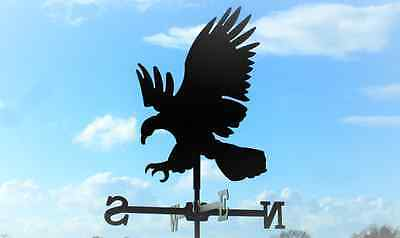 Standard Eagle Metal Weathervane (Post Fixing Bracket)