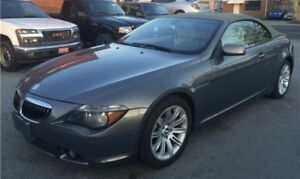 2004 BMW 645 Ci convertible only 125 kms