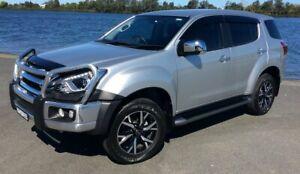 2019 Isuzu MU-X UC MY19 LS-U (4x4) 6 Speed Auto Sequential Wagon Taree Greater Taree Area Preview