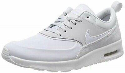 Nike Air Max Thea Premium Light Grey UK Size 5 616723 026
