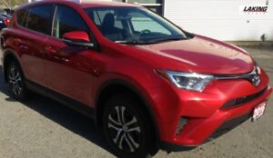 2016 Toyota RAV4 LE FWD GREAT VALUE FOR THE MONEY One Owner,Blue
