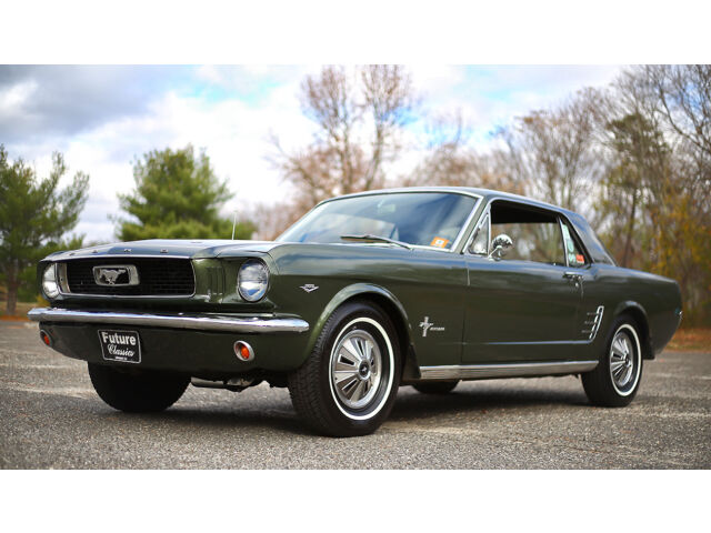 Imagen 1 de Ford Mustang  green