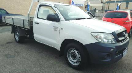 Impressive 09 Hilux ute with Alloy tray Fremantle Fremantle Area Preview