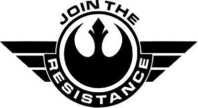 star wars rebel alliance decal sticker car window wall laptop room vinyl