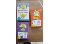 Biff, chip and kipper flashcards