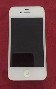 Apple iPhone 4s - 16GB - White Unlocked Salisbury Salisbury Area Preview