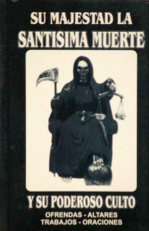 Libro De Santa Muerte