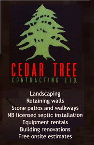 Cedar Tree Contracting LTD