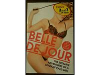Belly de jour book. New and never read