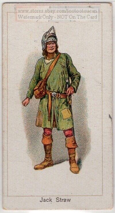 Jack Straw Leader 1381 Peasants