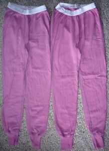 2 pair of Longjohns : Youth,Clean,LikeNew,SmokeFree