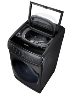 Samsung FlexWash Front and Top load Washing Machine 6.9 cu,ft.