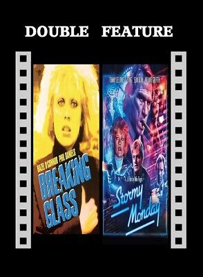 Breaking Glass ( Hazel O'Connor ) Stormy Monday ( Sean Bean Sting ) R2 comp DVD