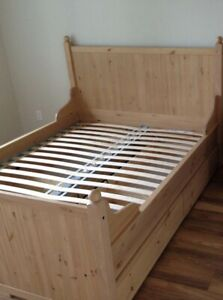 Ikea King Bed Frame Buy New Used Goods Near You Find Everything