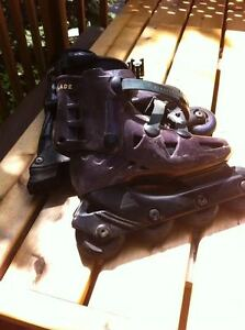 roller blades - size 5 womens