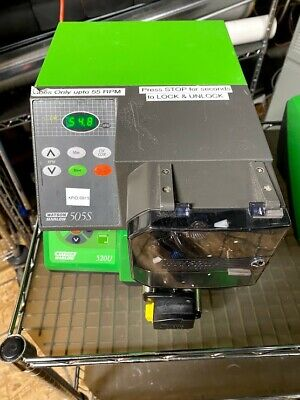 Peristaltic Pump. Watson Marlow 505s With 501rl Head. Working Condition.