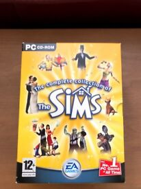 The Sims Complete Collection PC Format Windows XP
