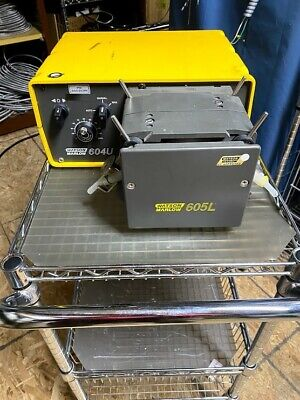 Watson Marlow 604u Variable Speed Ip55 Washdown Peristaltic Pump 605 L Pump Head