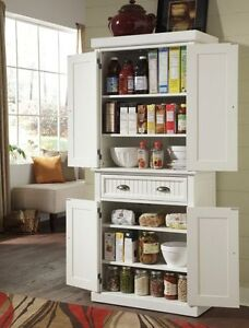 Tall modern cabinet/pantry/hutch